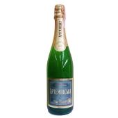 Шампанское Артемовское игристое белое сухое 0.75 л – ИМ «Обжора»