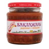 Баклажаны с овощами Смачно 450 г – ИМ «Обжора»