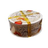 Торт БКК Грильяжный в белой глазури 450 г – ИМ «Обжора»
