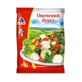 Овощной букет Рудь замороженный 400 г – ИМ «Обжора»