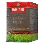 Чай Майский Граф Грей с бергамотом 90 г – ИМ «Обжора»