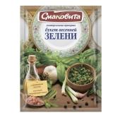 Приправа Смаковита букет весенней зелени 35 г – ИМ «Обжора»