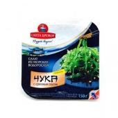 Салат Санта Бремор (Santa Bremor) Чука из морских водорослей с  ореховым соусом 150 г – ИМ «Обжора»