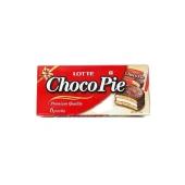 Печенье Лотте Чокопай (Choko Pie Lotte) 168 г – ИМ «Обжора»