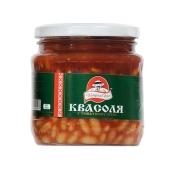 Фасоль Щедрый Пан в томатном соусе 480 г – ИМ «Обжора»