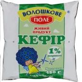 Кефир Волошково поле 1% 450 г – ИМ «Обжора»