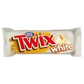 Батончик шоколадный Твикс (Twix) белый 75 г – ИМ «Обжора»