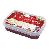 Замороженная клюква Рудь перетёртая с сахаром 250 г – ИМ «Обжора»