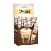 Кофе Якобс (Jacobs) стик 3в1 Капучино 12,5 г – ИМ «Обжора»