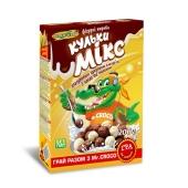 Кукурузные подушечки Золотое Зерно Забава шоколад/молоко 200 г – ИМ «Обжора»