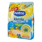 Каша Нестле (Nestle) Молочная Рис, Кукуруза, Яблоко, Банан, Абрикос 160 г – ИМ «Обжора»