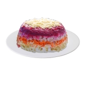 Салат Овощной торт – ИМ «Обжора»