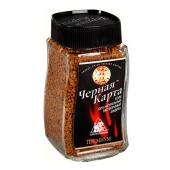 Кофе Черная карта Премиум растворимый 50 г – ИМ «Обжора»