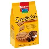 Вафли Лоакер (Loacker) Сендвич шоколад 200 г – ИМ «Обжора»