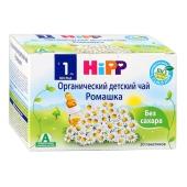 Чай Хипп (Hipp) Ромашка 30 г – ИМ «Обжора»