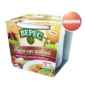 Суп - крем  Верес грибной с травами  350 гр. – ИМ «Обжора»