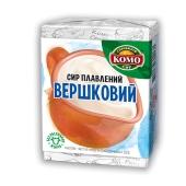 Сыр плавленый Комо сливочный 55% 90 г – ИМ «Обжора»