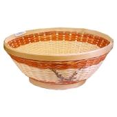 Корзинка бамбуковая кант 24*284 – ИМ «Обжора»