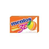 Жевательная резинка Ментос 3D лимон-грейпфрут-апельсин 33,6 г – ИМ «Обжора»