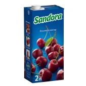 Сок Сандора 2л вишня – ИМ «Обжора»