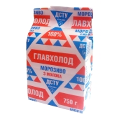 Мороженое Три Медведя Главхолод ванильное 750 г – ІМ «Обжора»