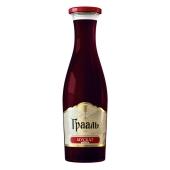Вино Грааль 1.0 Мускат красное п/сл – ИМ «Обжора»