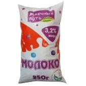 Молоко Млечный путь 3,2% 850 г – ИМ «Обжора»