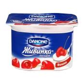 Йогурт Живинка Вишня 1,5% 115 г – ИМ «Обжора»