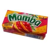Жевательные конфеты Шторк Мамба тропик персик малина 26,5 г – ИМ «Обжора»