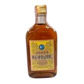 Коньяк Украинский Отборный ординарный 5* 0,25 л – ИМ «Обжора»