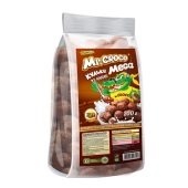 Кукурузные шарики Золотое Зерно Mr.Croko шоколадные 200 г – ИМ «Обжора»