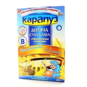 Каша Карапуз Мультизлаковая 8 злаков 250 г – ИМ «Обжора»