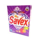 Стиральный порошок Савекс (Savex) Diamond Parfum Color Brightness автомат 400 г – ИМ «Обжора»