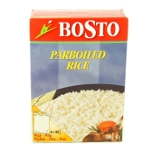 Рис Босто (Bosto) пропаренный 500 г – ИМ «Обжора»