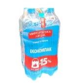 Вода Миргородская  Лагидна 1.5л сл/газ 4 бут Эконом пак – ИМ «Обжора»