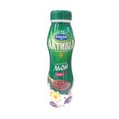Йогурт Активиа слива-лен 290 г 1,5% – ИМ «Обжора»
