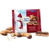Шоколад Риттер спорт (Ritter Sport) орех/печенье 100 г – ИМ «Обжора»