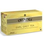 Чай Твайнинг (Twinings) Эрл Грей 25 пак – ИМ «Обжора»