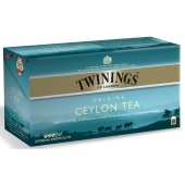 Чай Твайнинг (Twinings) Черный Цейлон 25 пак – ИМ «Обжора»