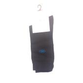 Носки мужские Лого МВ черные 40-41 р. – ИМ «Обжора»