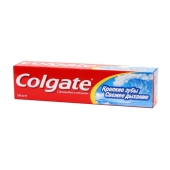 Зубная паста Колгейт (Colgate) Крепкие зубы 100  мл – ИМ «Обжора»