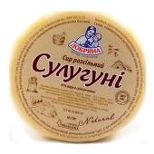 Сыр Добряна Сулугуни рассольный 45% – ИМ «Обжора»