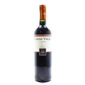 Вино Карта Вьеха (Carta Vieja) Карменер красное сухое 0,75 л – ИМ «Обжора»
