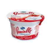 Творог Премиалле (Premialle) Клубника зернистый 7% 150 г – ИМ «Обжора»