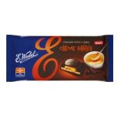 Шоколад Ведель (Wedel) черный крем брюле 100 г – ИМ «Обжора»