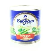 Горошек Бабушкин продукт 400 г – ИМ «Обжора»