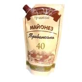 Майонез Беларусские традиции Лёгкий 700 г 40% – ИМ «Обжора»