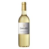 Вино Франция Кадэ д'Ок ( Cadet d'Oc) Совиньон Блан белое сухое 0,75 л – ИМ «Обжора»