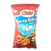 Картофельная соломка Чио (Chio) Party Соль 70 г – ИМ «Обжора»