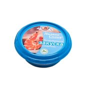 Закуска Поляна смаку с креветками 100 г – ИМ «Обжора»